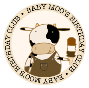 Baby Moo's Birthday Club